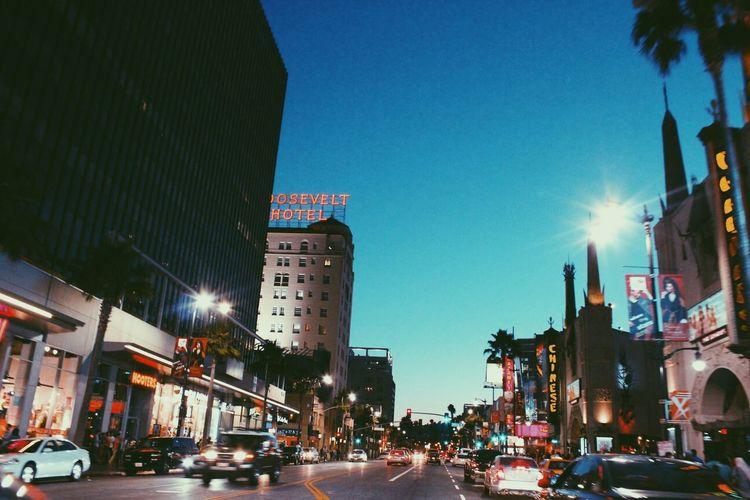 Welcome to Hollywood Bright Lights Big City Streetphotography Streetphoto_color Holloywoodandvine California