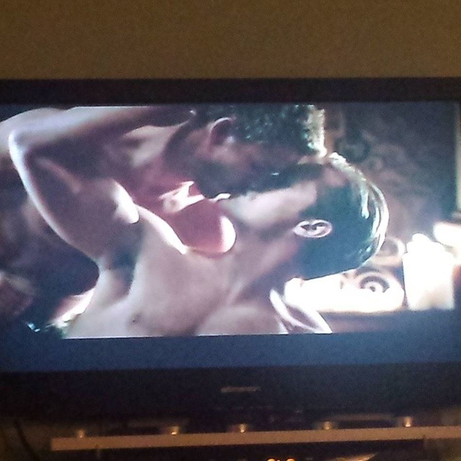 That time Trueblood got a little too hot. Ericandjason Toomuchsexiness Whereseric jasonstackhouse ericnorthman hbo thankyoujesus fyc mancrusheverday mcm mce keeponkeepingon
