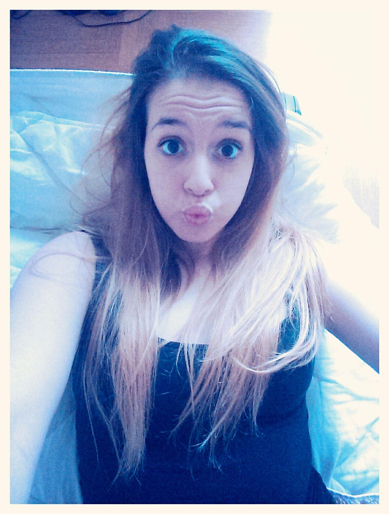 Me Selfie HTC_photography Kiss