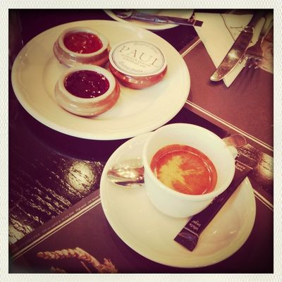 Breakfast at PAUL MAISON DE QUALITEl | باول by Sara