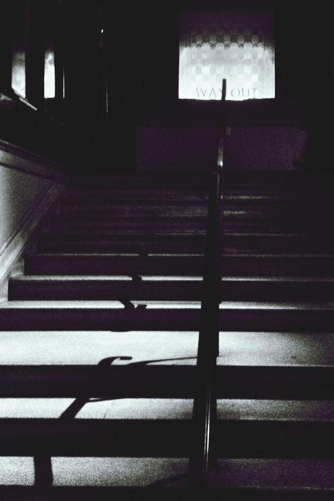 Stairs Museum Monochrome Blackandwhite