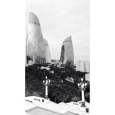Baku Flametowers