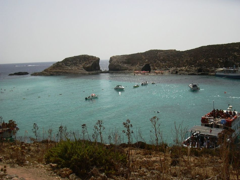 Cristal Clear Water Seaview Summer The Blue Lagoon, Comino Landscapes With WhiteWall