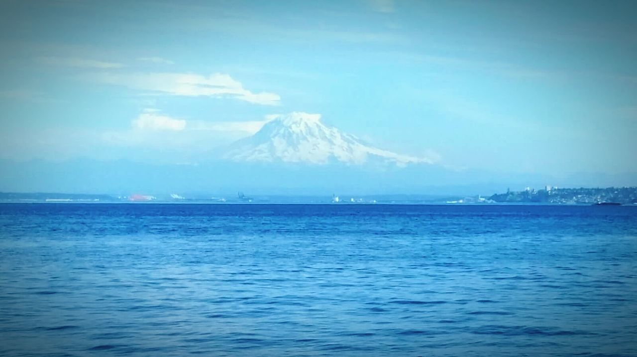 Washington State Mt.RAINIER Gig Harbor Mountain View