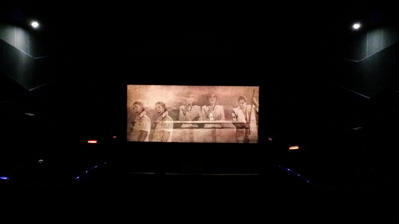 Inside a cinema Samsung Galaxy Note III Eyeem Philippines Straight Out Of Camera