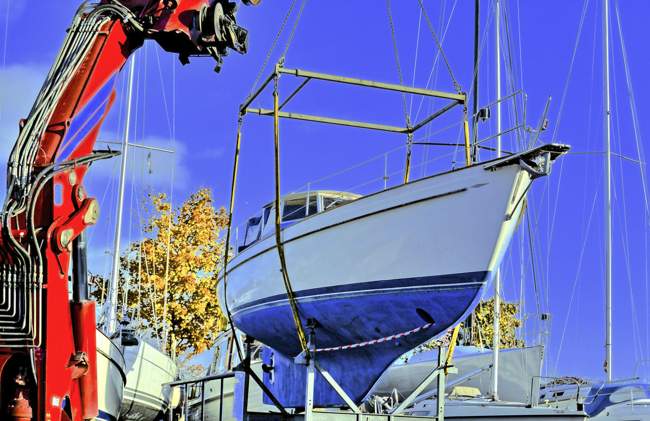 dry docked boats Boat Boat Reparation Boats⛵️ Crane Dock Docks Dockside View Dry Dock Dry Docked Boat Marine Marine Life Recreational Boat Recreational Boats Ship Ship Reparation Shipside Ships⚓️⛵️🚢 Vessel Vessel Reparation Vessels