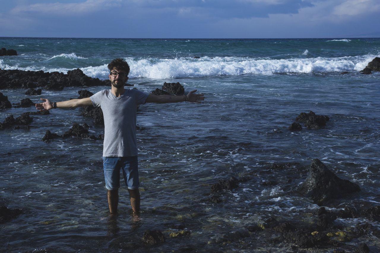Live For The Story Happiness Hawaii Big Island Ocean Beach Sea