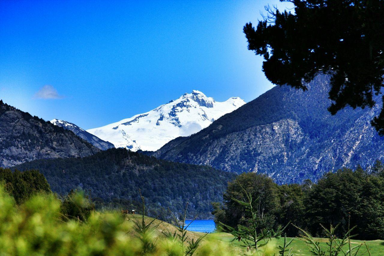 Cerro Tronador. Llao Llao View. Bariloche, Patagonia Argentina. Unykaphoto Llao Llao Cerro Tronador Volcanoes Bariloche Bariloche Citytour Patagonia Argentina