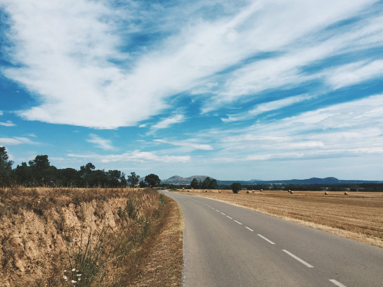 The Journey Is The Destination Check This Out Nature Trip Road Roadtrip Way Way To Go Home Cloudy Clouds And Sky Sky Sky And Clouds Landscape Outdoors Catalunya L'Empordà Costa Brava Mountains