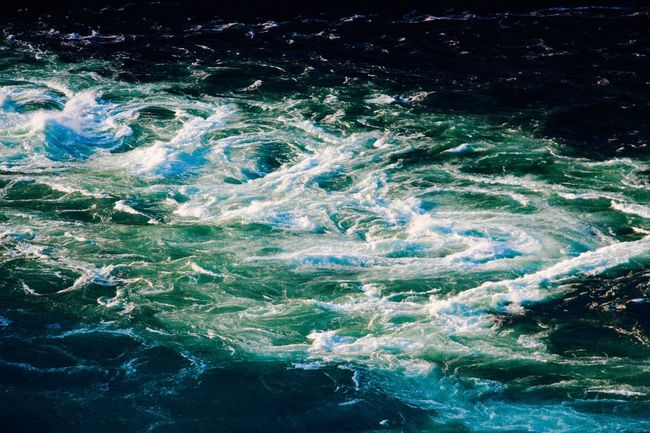 Backgrounds Beauty In Nature Blue Water Blue Wave Close-up Day Freshness Motion Natural Spring Natural Water Nature No People Outdoors Rippled Sea Spring Water Swirl UnderSea Underwater Water Wave Whirlpool Whirpool
