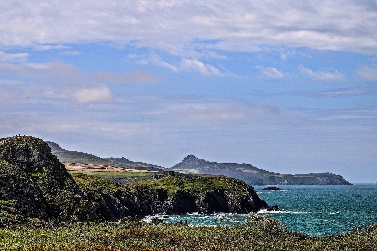 Beauty In Nature Coastline Landscape Nature Pembrokeshire Pembrokeshire Coast Wales Wales❤