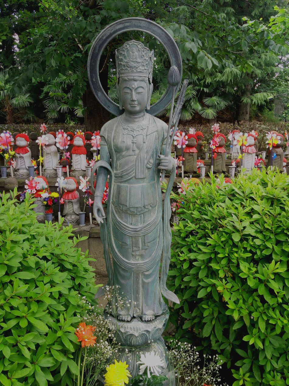 Zōjō-ji Cultures Nature Outdoors Religion Statue Temple - Building Tokyo Zojoji Zojojitemple