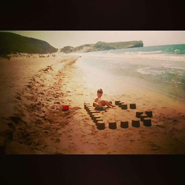 Childhood Seaside Seaside_collection People Memyself&ı Shoreline Architecture Architecture_collection