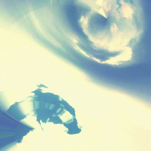 SSnocærez Tinyfx Clouds And Sky Geometric Cloudporn