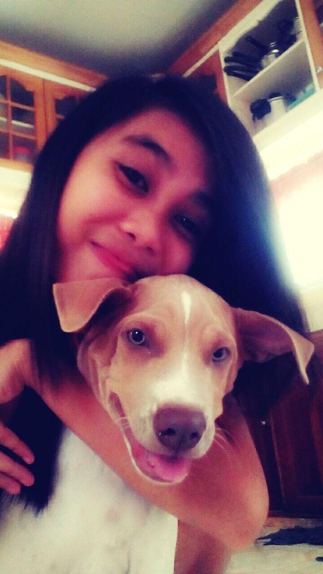 With Pochokoi... 🐶🐶🐶