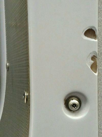 Scar Chip PAINT CHIP Rudiment Trace Vestige