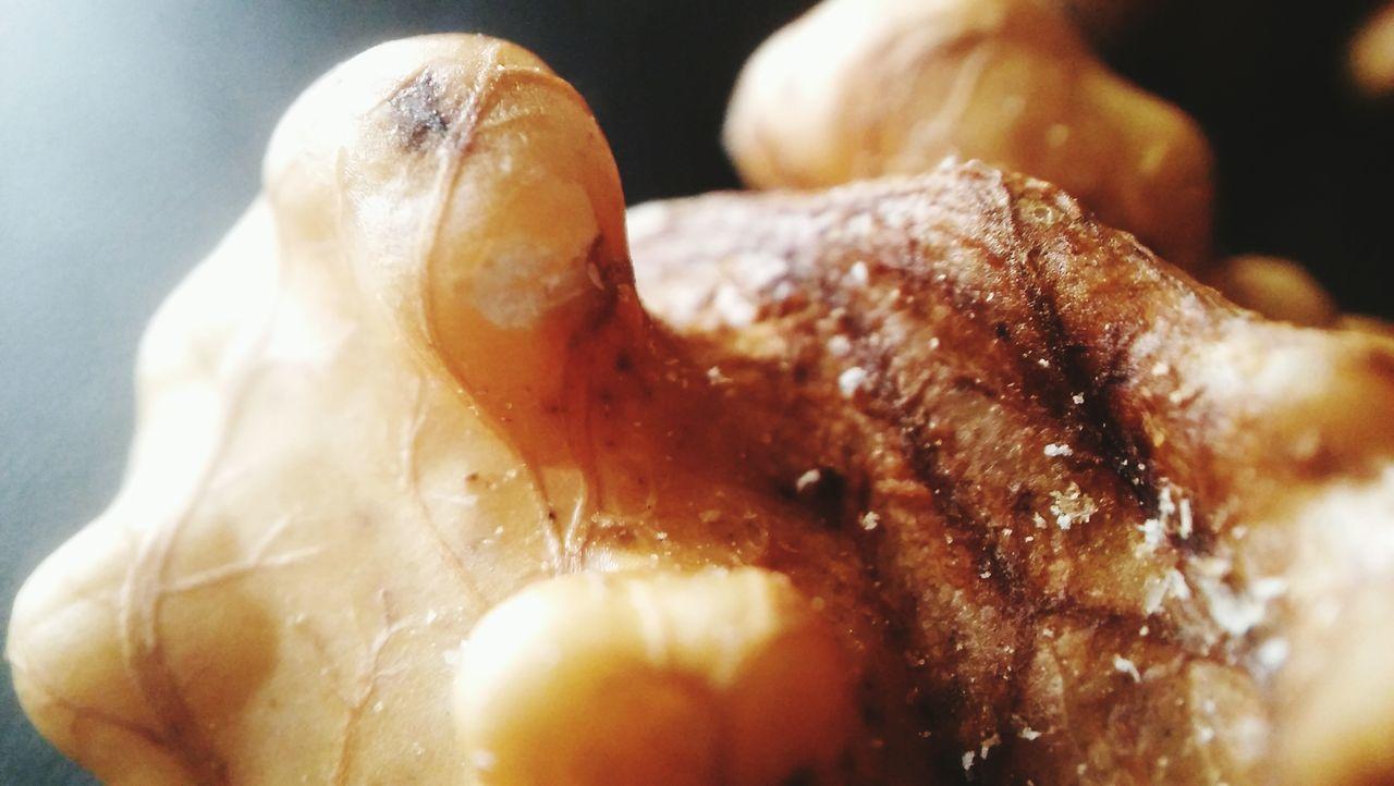 Close-up Indoors  Wallnut Food Healthy No People Nut