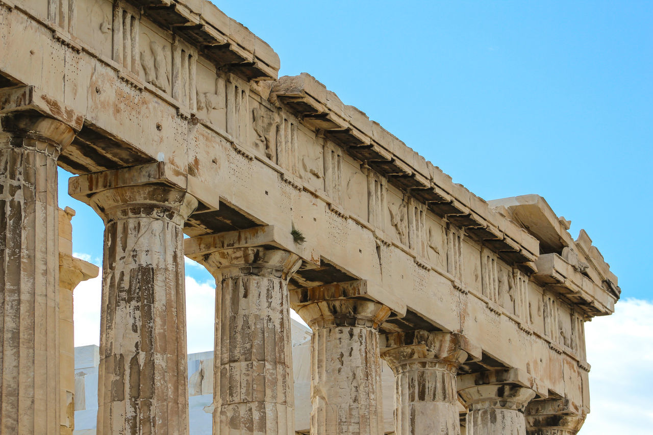 Beautiful stock photos of athens, Acropolis Of Athens, Ancient, Archaeology, Architectural Column