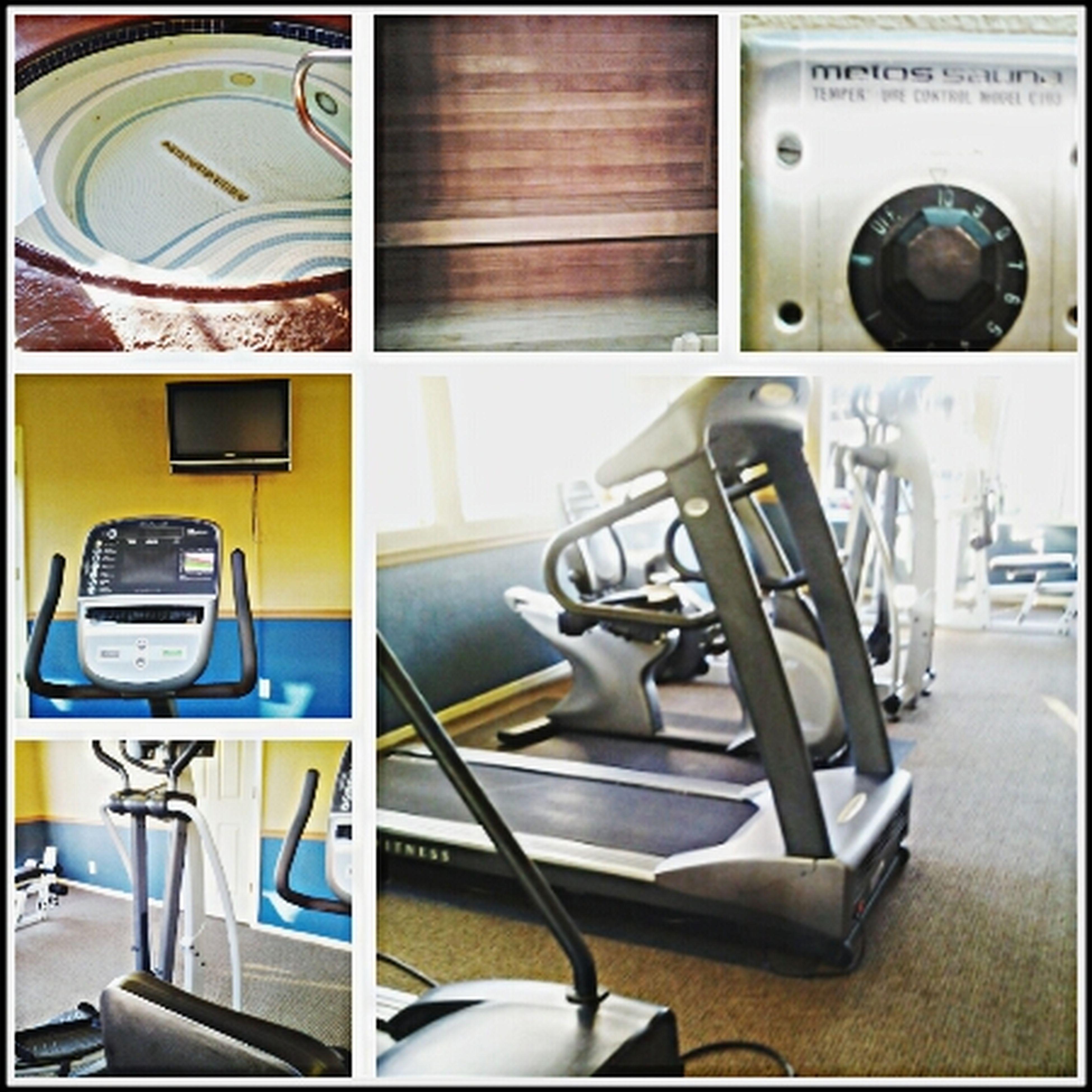 i workout :)