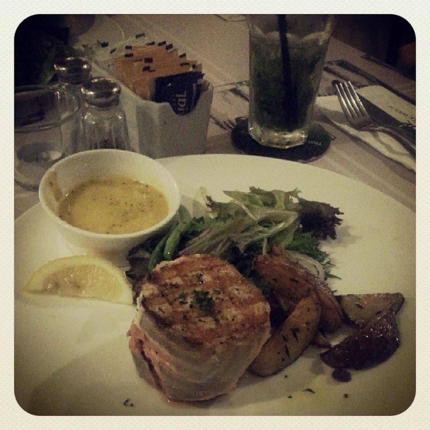 Salmon :] ♡