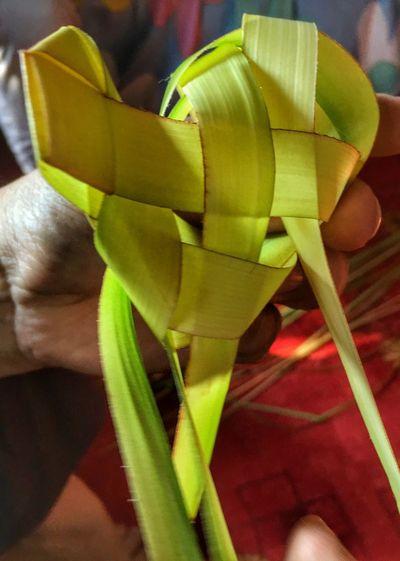 Indoors  Close-up No People Day Anyamketupat Hari Raya Eid Mubarak EyeEmNewHere The Week On EyeEm Ketupat