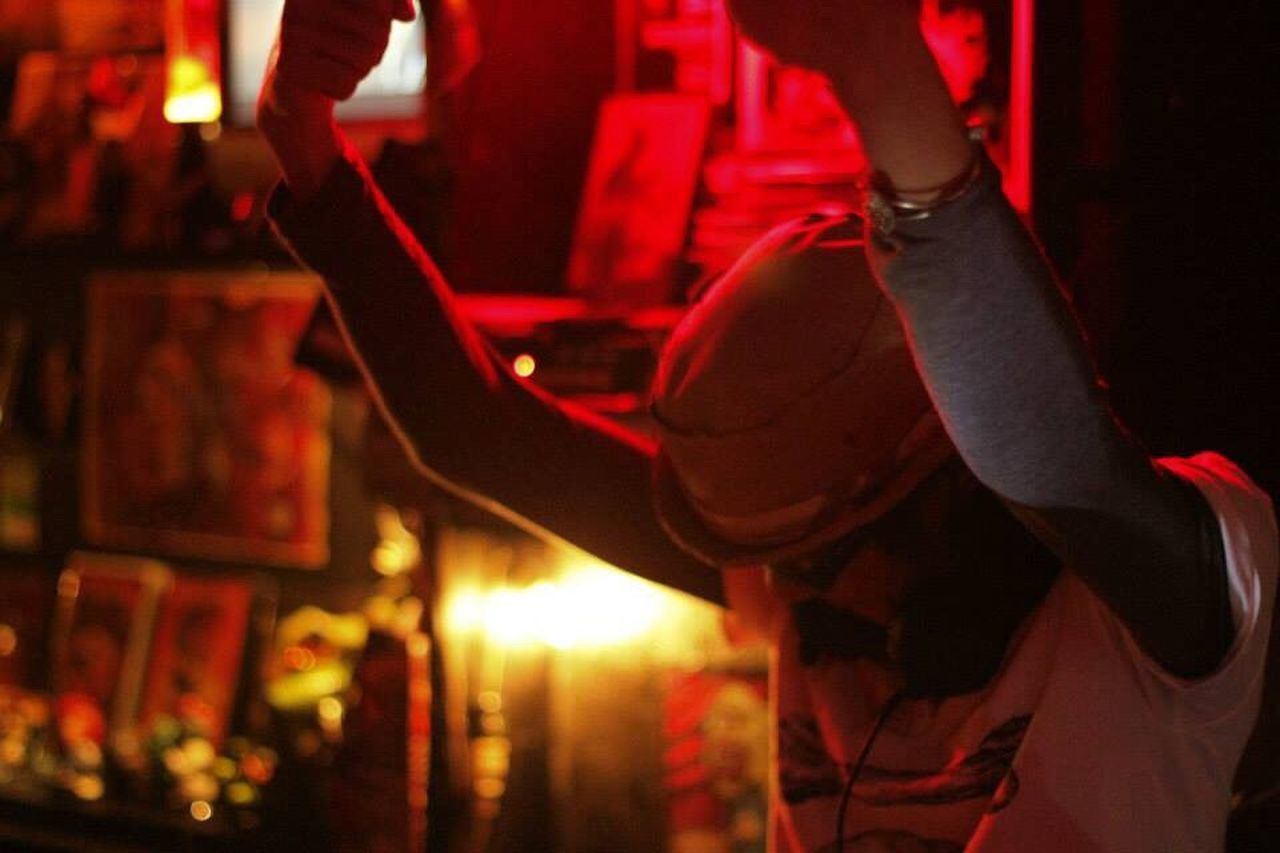Dj ばんざい 万歳 Rock Bar スナップ 沖縄 日本 Japan オキナワ Okinawa
