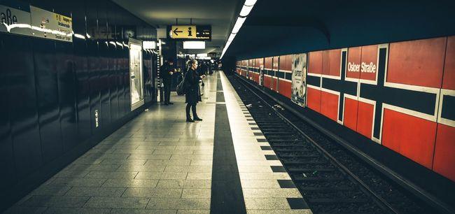 Berlin metro underground. Berlin Ubahn Underground Station  Underground Girl Taking Photos Free Open Edit OpenEdit Photography Undergroundphotography People People Waiting Metro Metro Station Osloerstr Osloer Woman Women