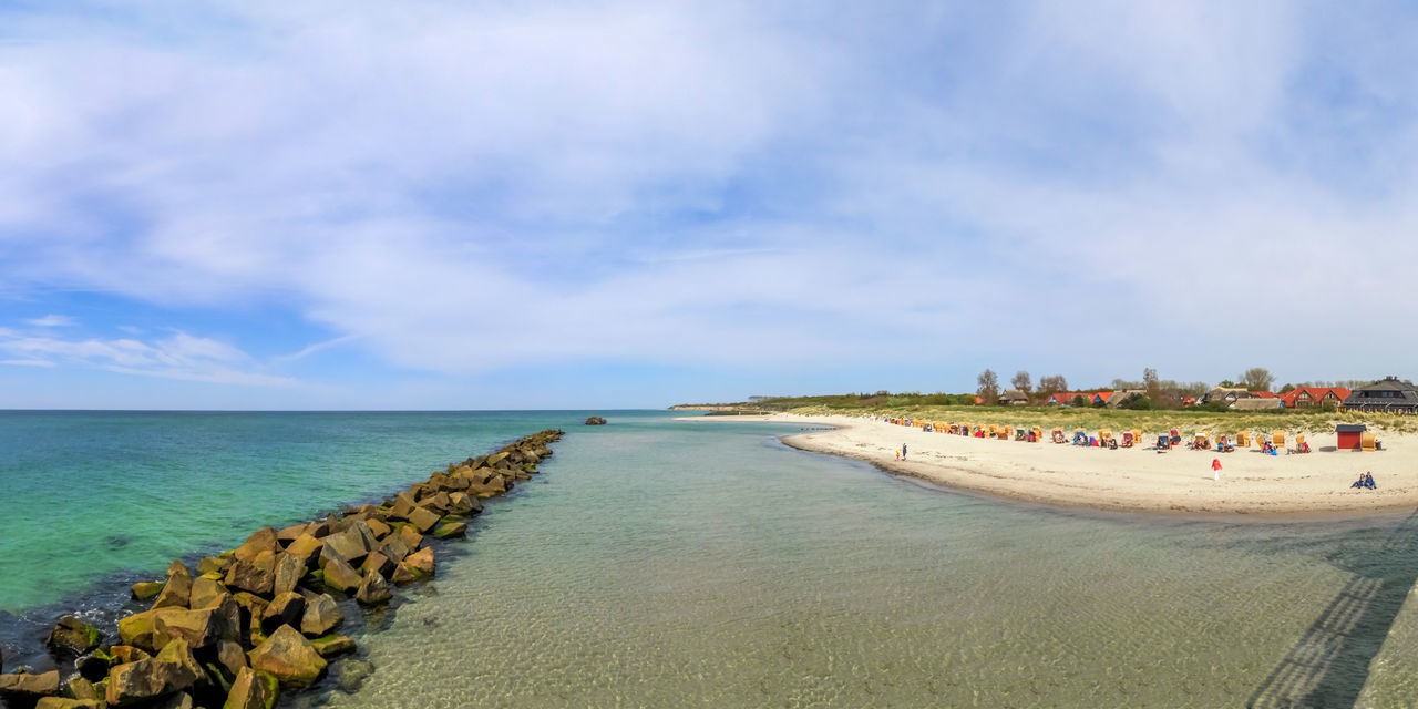 Wustrow, Germany Beach Bunker Bunker Bay Denkmal East Germany Germany Germany🇩🇪 GERMANY🇩🇪DEUTSCHERLAND@ Mecklenburg-Vorpommern No People Seebrücke Tourism Vacations Wustrow