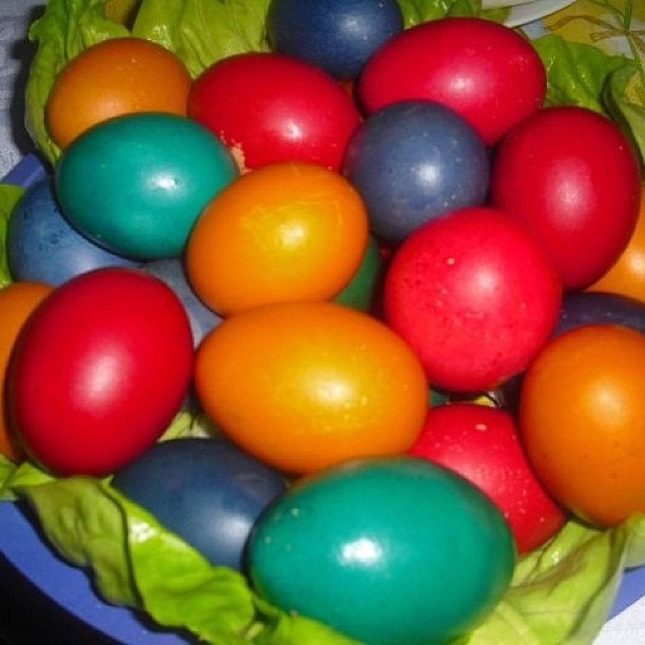 multi colored, easter, large group of objects, celebration, green color, indoors, backgrounds, food, no people, close-up, day, freshness