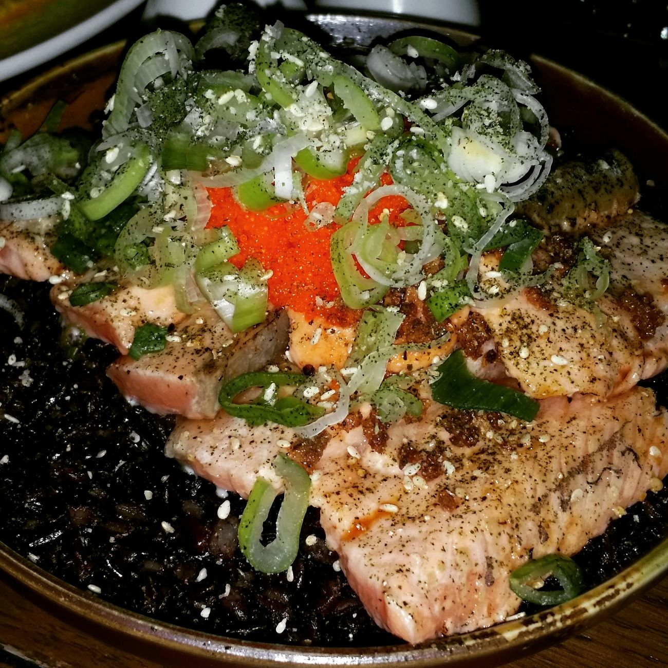 Salmon Donburi Food Foodporn Todiefor YourLocal