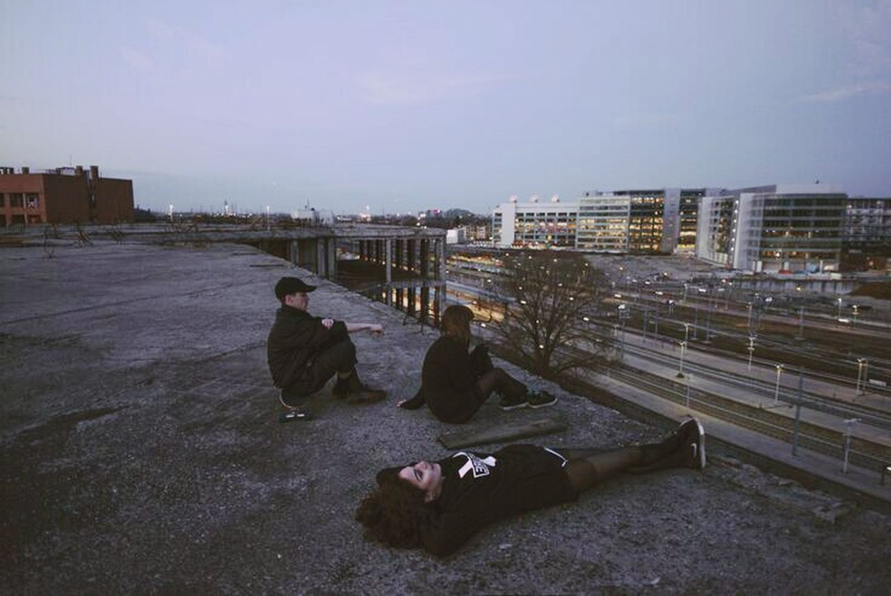 Open Edit Exceptional Photographs Eyeem Friends EyeEm Gallery City People Outdoors Urban Skyline Cityscape Enjoying Life Hanging Out Relaxing Friends For Life  Friendstime Badboy Another Way To Die Roof Top