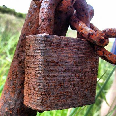#seenbetterdays #lockwood #padlock #rusty #bellarine #myhometown Padlock Myhometown Bellarine Lollygothlocks Lockwood Rustagram Rusty Seenbetterdays