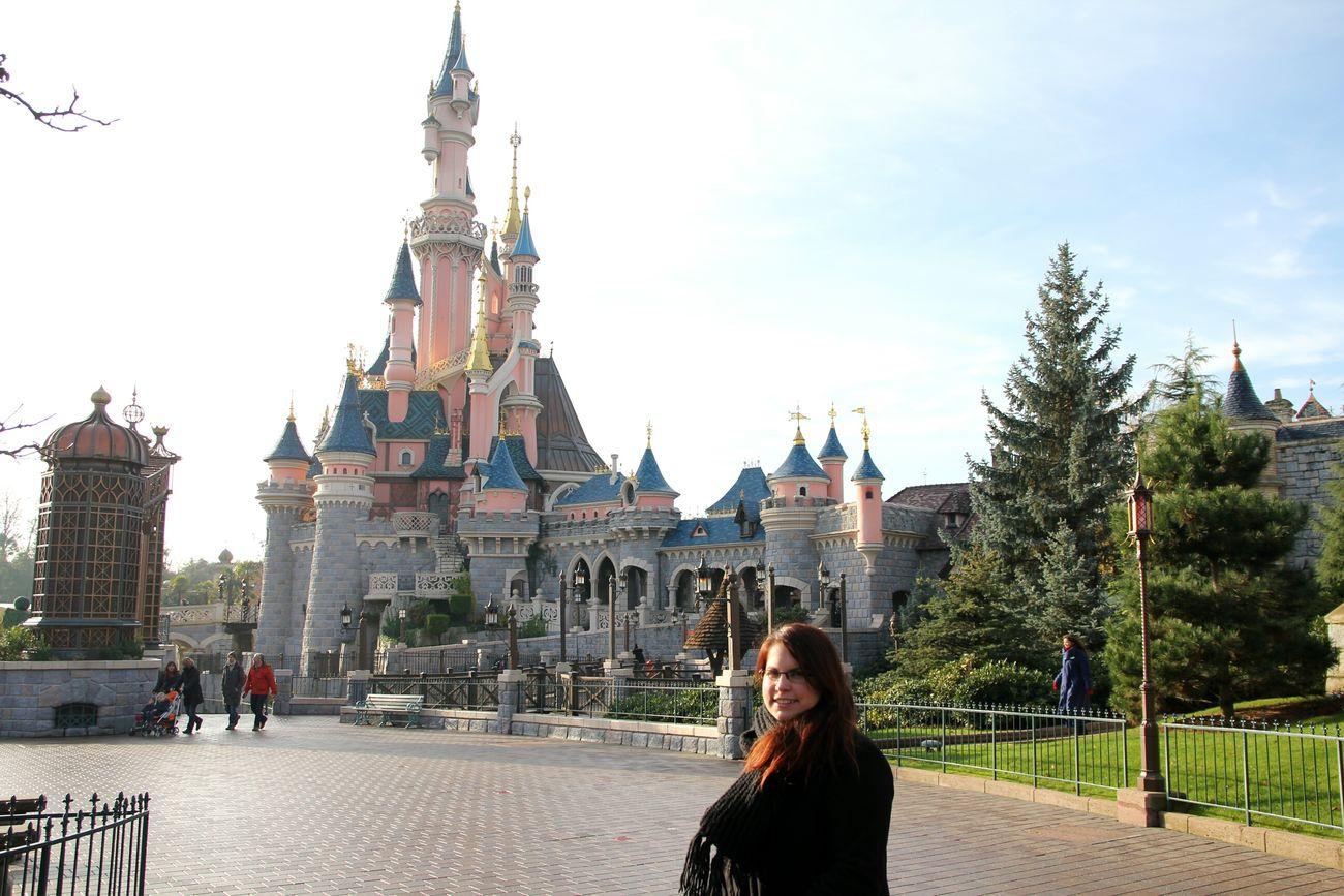 Cinderellascastle DisneyMagic  Disney Land Disneylandparis Disneyland Disneyland Paris Disney Castle Cinderella Castle Theme Park My Amazing Girlfriend