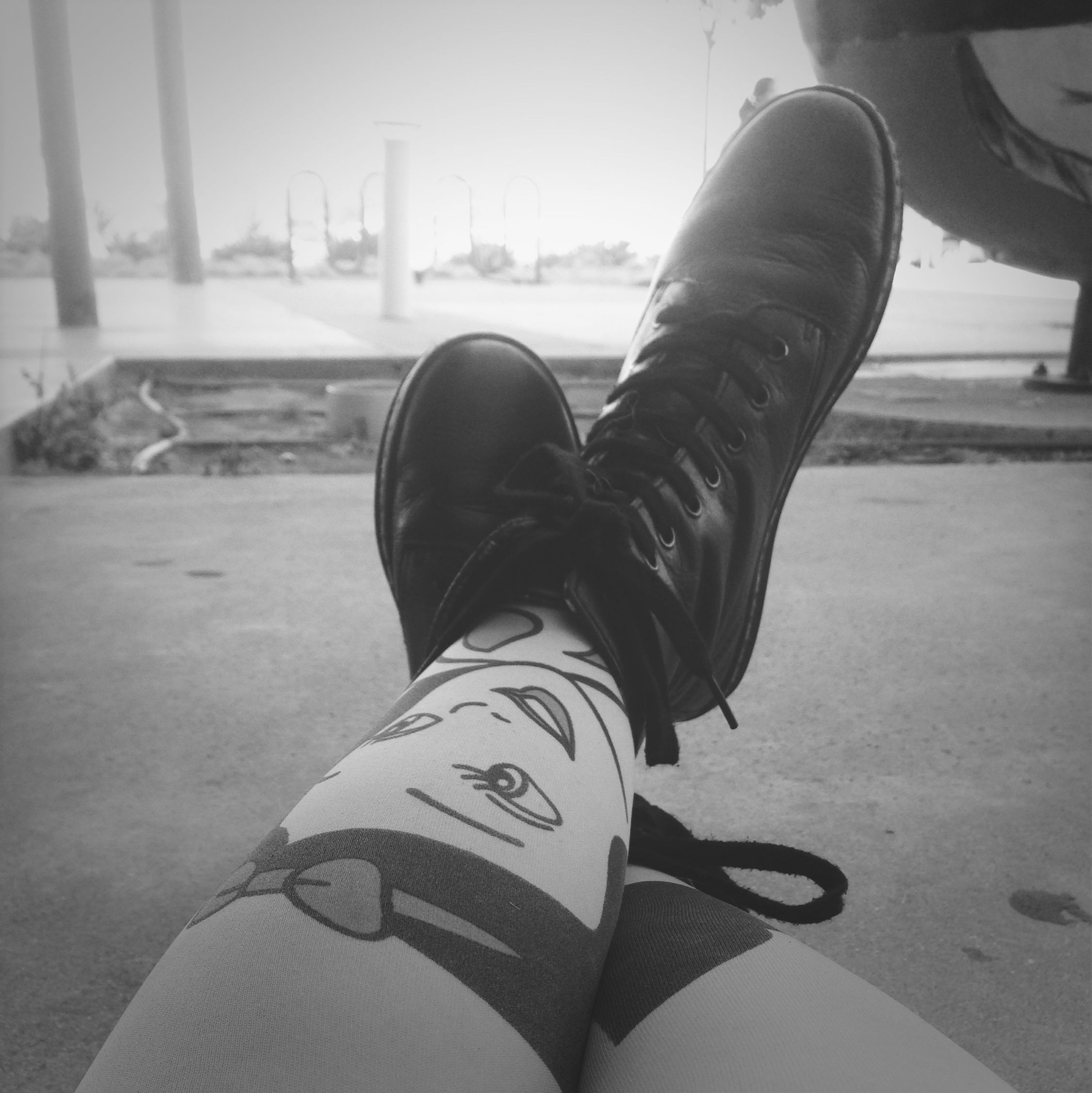 Doc Martens & Disney Tattoos are the Shit . Soft Grunge Taking Photos Antisocial Normainfinity