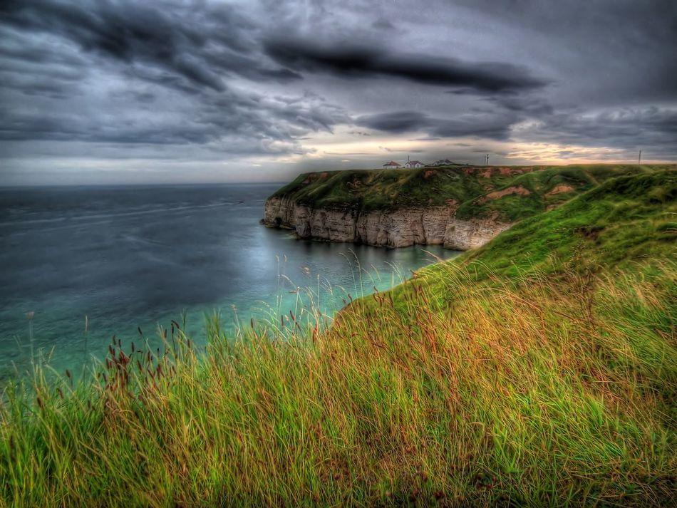 Bempton cliffs, East Yorkshire. Cliffs Coastline Landscape Seascape Photography East Yorkshire