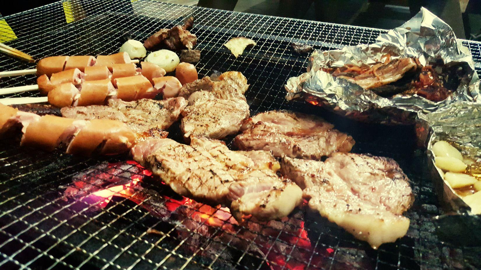고기를 이렇게 잘굽는 사람은 처음 봤다. 호주st의 위엄 Pork
