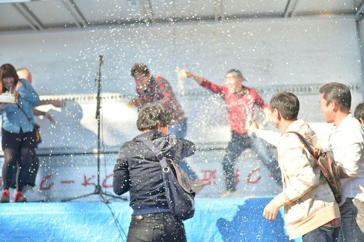 HBD Fun Sunny Day Surprise Wet ShowerTime Nikon Df Moments Portrait