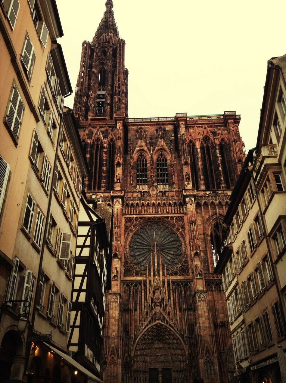 Strasbourg. Enjoying Life Family Cathedral Perfect Days
