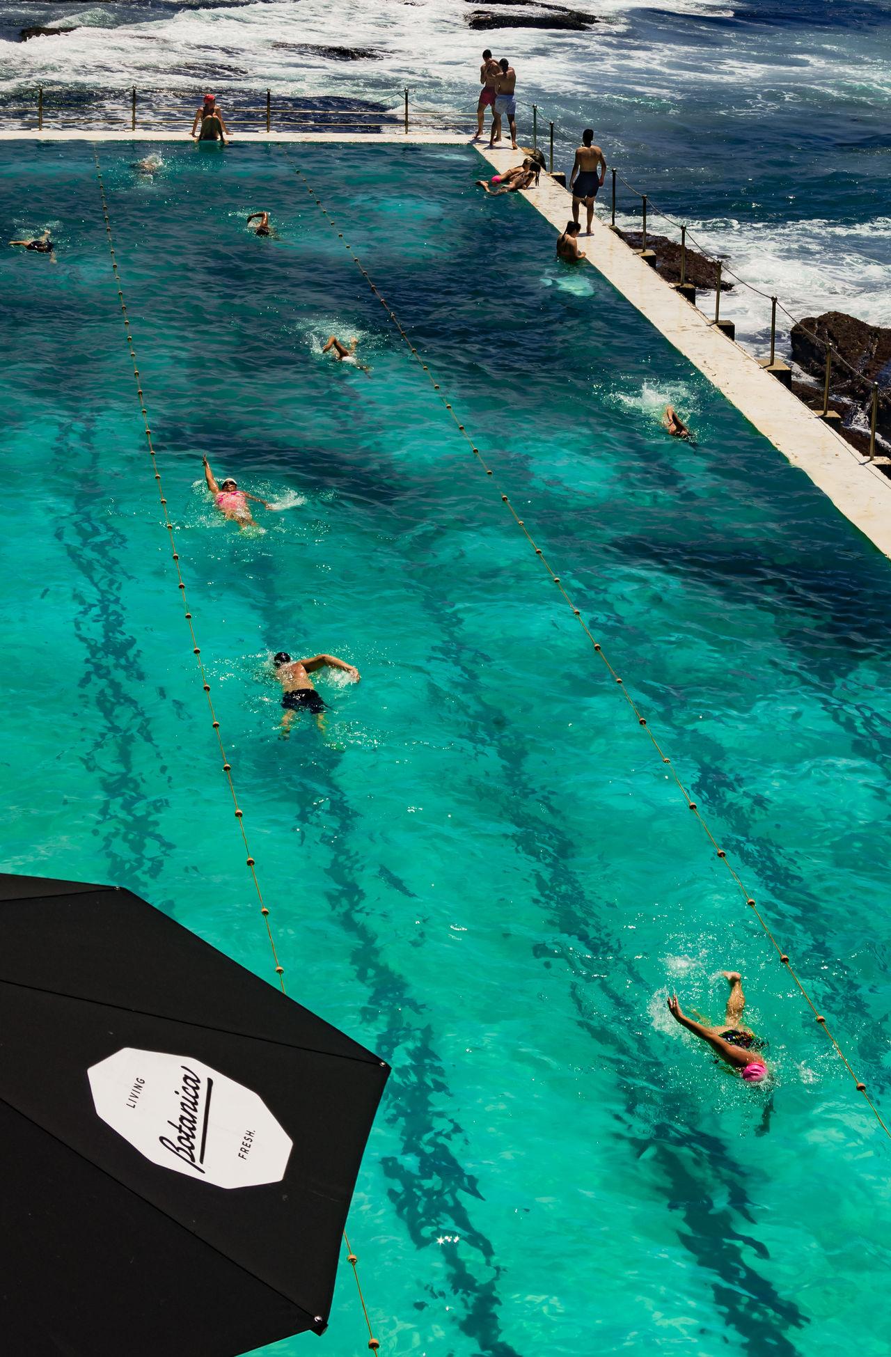 Bondi Iceberg, pool Sydney Bondi Beach Australia Iceberg Szandpcreative Pool