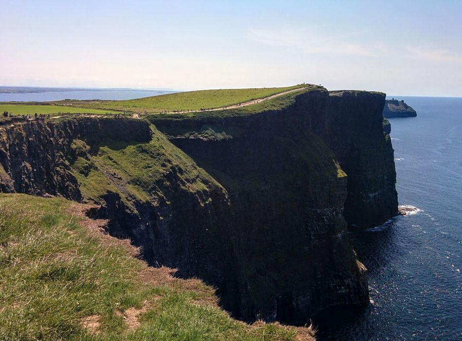 Beautiful stock photos of ireland, Beauty In Nature, Blue, Cliffs Of Moher, Day