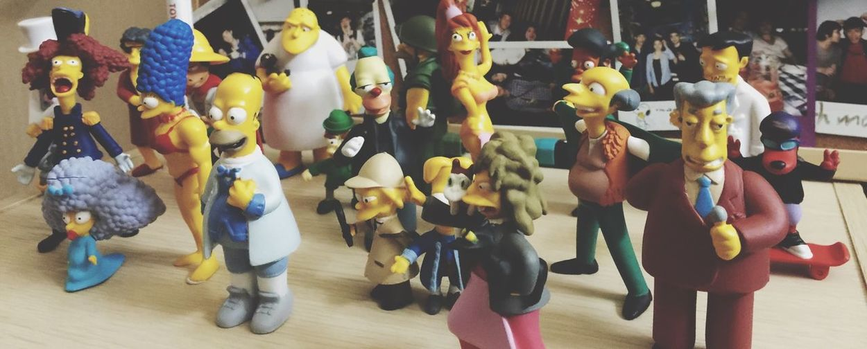 TheSimpsons Toy Photography Enjoying Life Taking Photos EyeEm EyeEm Best Shots Check This Out