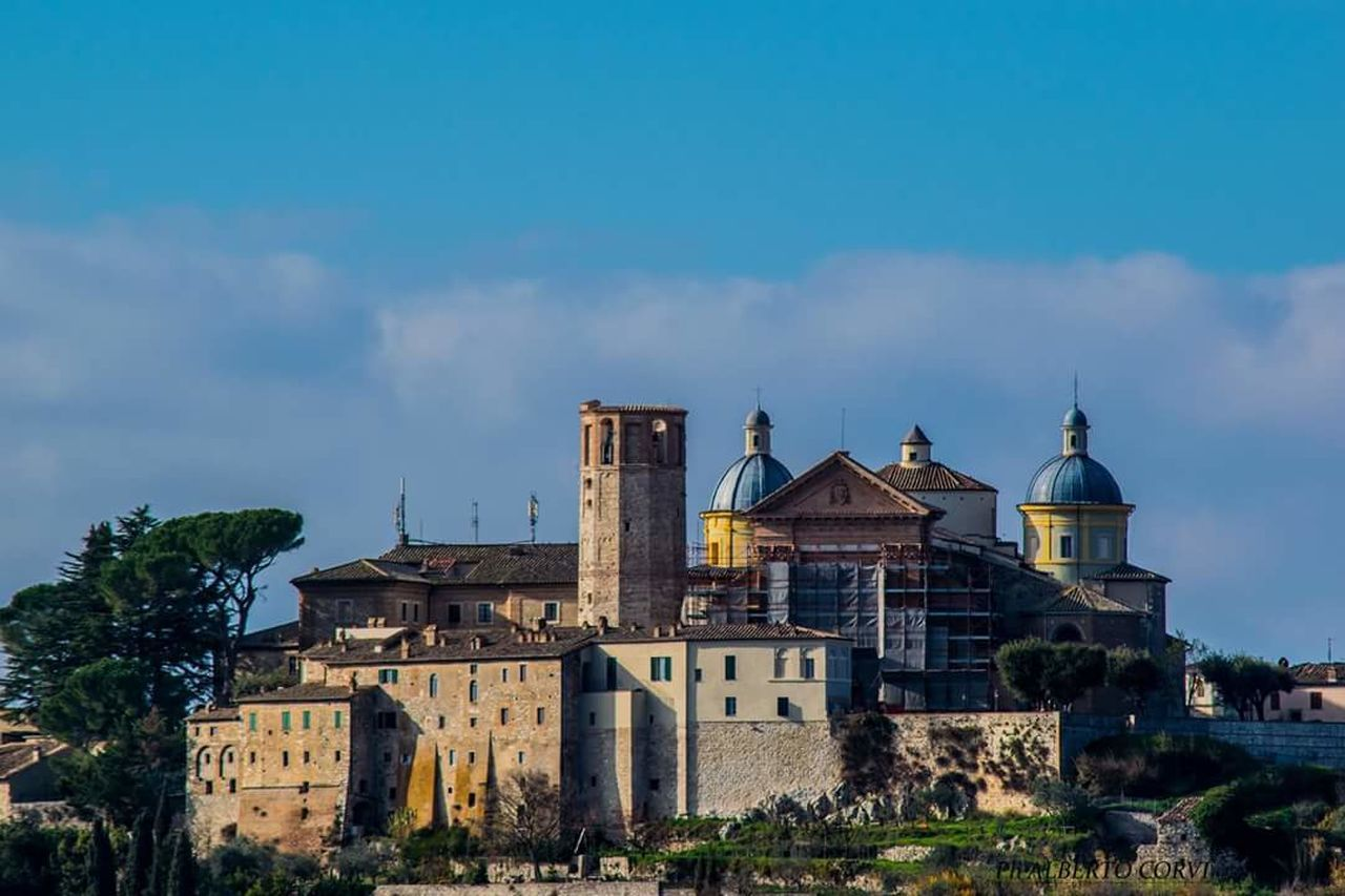 Italia Amelia Country City Little Umbria