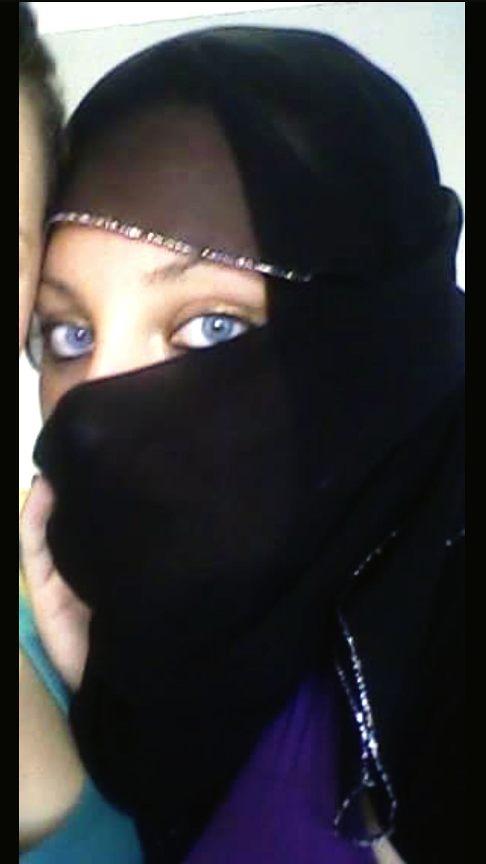 Human Face Human Eye Doyoulikeit? Eyes Are Soul Reflection Hello World ✌ Hijabstyle  Hijabgirl MySoulIsSmiling❤️ Looking At Camera Notmyfirsteyemphoto ImagineAllThePeopleLivingLifeInPeace Allyouneedislove Love Is In The Air BlueEyes Alive And Well EyesOnTheBronx Simplyme One Young Woman Only LoveForAllWhoAreServing Bro Girls Loving Life! Sohappy😁😄 Arabic Tradition Just Being Me