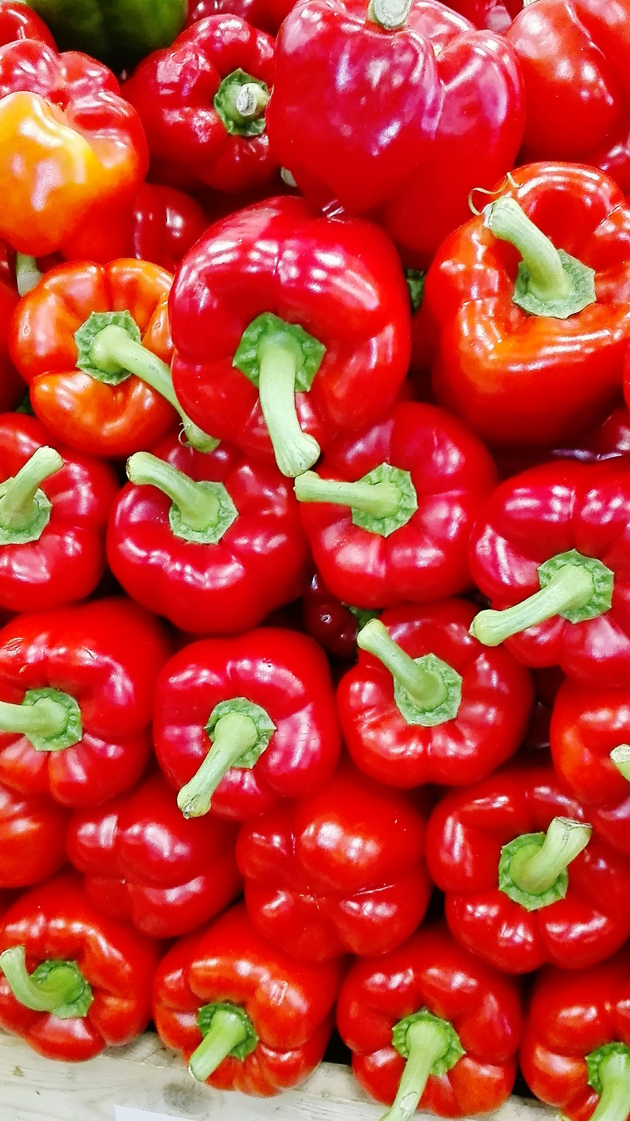 Red Vegetable Food Full Frame Backgrounds Healthy Eating Freshness Food And Drink Abundance Pepper - Vegetable Raw Food No People Business Finance And Industry Red Bell Pepper Summer Market Close-up Nature Indoors  Day