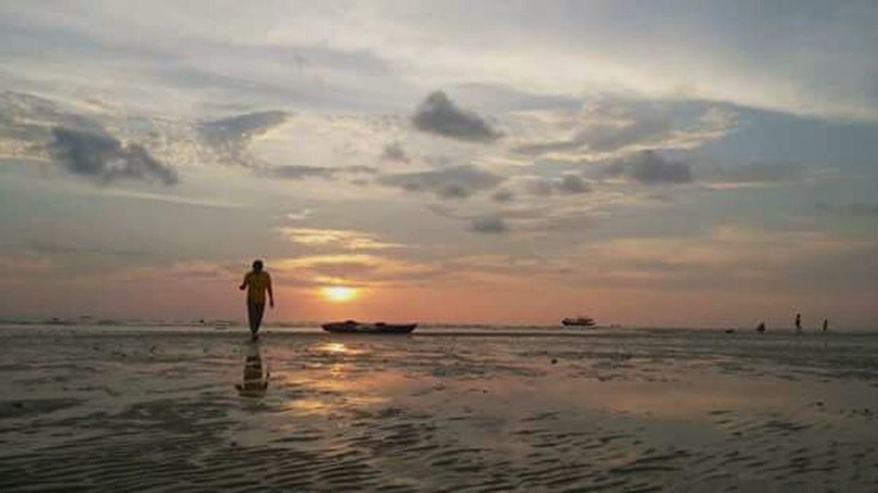 Beautiful ♥ Sunset Islandlife Byphone Thailand