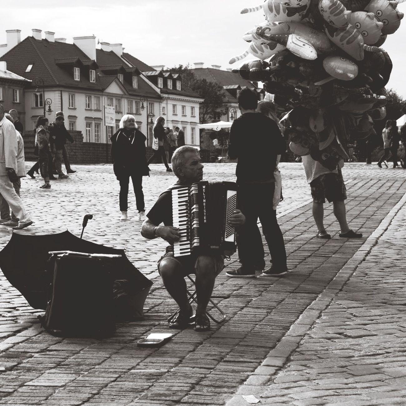 The Street Photographer - 2016 EyeEm Awards People Eye4photography  Outdoors My Point Of View Poland Black And White Streetphoto_bw Eyemstreetphoto Eyem Gallery Eyem Best Shots - Black + White Blackandwhite