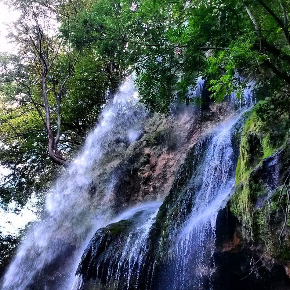 Waterfall Badurach Lot Of waterwaterdropswaterlikeyolocoolnaturepicofthedayperfectwalkwoods