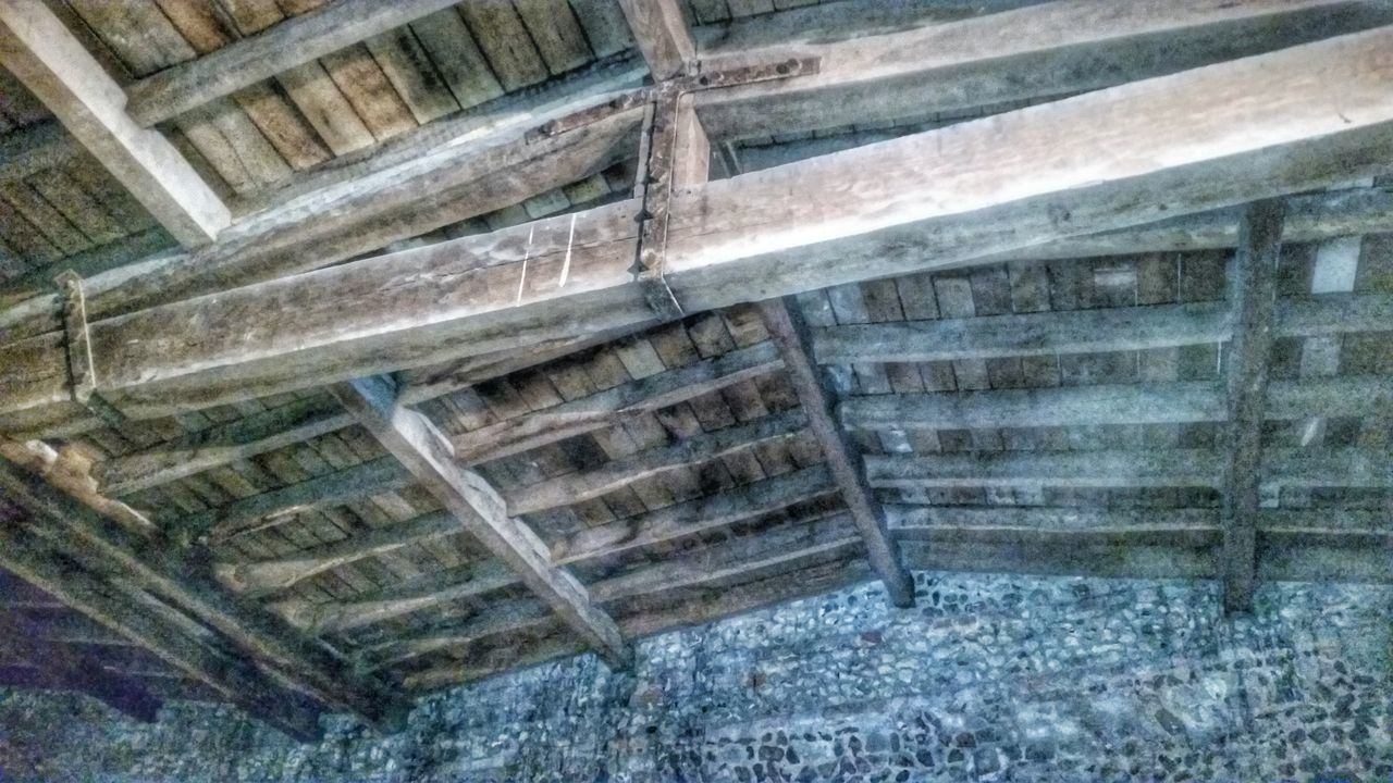 Light And Shadow Architectural Detail Castle Beams Timber Beam Wooden Beams King Post Medieval Architecture