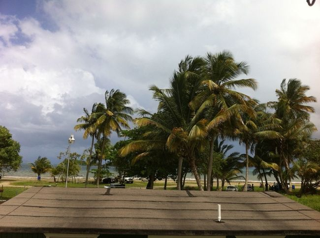 My Last Beach View B4 I Left Puertorico... ❤