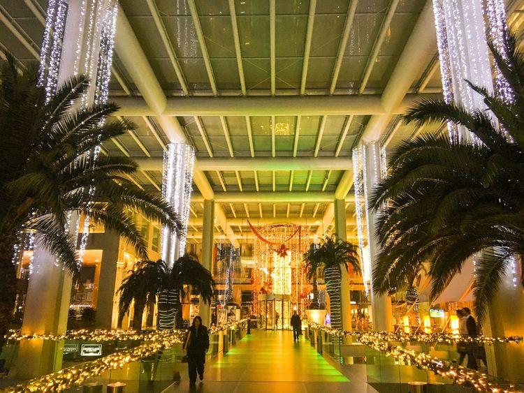Ciudad de México / México • Paseo Arcos Bosques Ciudaddemexico Mexico City Mexico Decoracion Christmas Lights Navidad